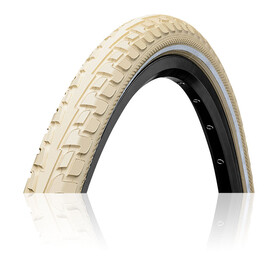 "Continental Ride Tour Bike Tire 28"", wire bead, Reflex beige"